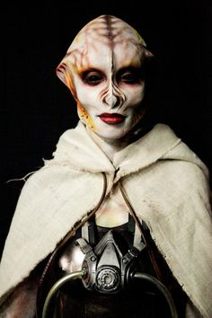 Laura Tyler Prosthetic FaceOff