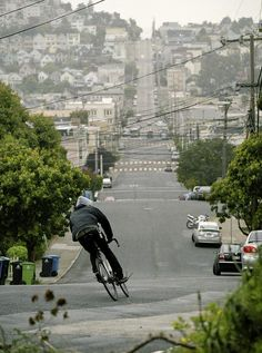 Leaning In by Dylan Bigby. San Francisco