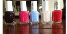 5 Essie Nail Polishes Every Girl Needs