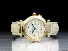 Cartier Pasha 38mm 0407