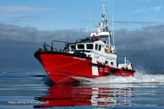 Canadian Coast Guard Search and Rescue Cutter (47 ft Motor Lifeboat)