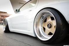 Mercedes W124, Custom Wheels