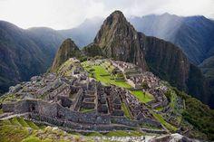 Machu Picchu, Peru http://www.backroads.com/trips/WPEI-9/peru-hiking-trekking-tour/?p=D546 #peru #mybackroadstrip