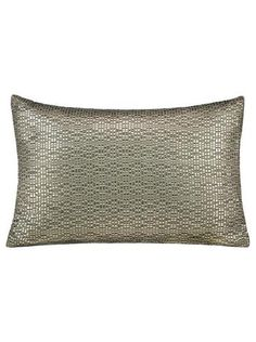 "Pillow Studio RUF Dark Gold Diva Size:  12"" x 16""  or  30 cm x 40 cm   LEATHERETTE PILLOW  Handmade in Morocco: pillows, throws and bedspreads"
