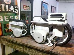 Oblivion (2013) | Glory Motor Works / Folding bike