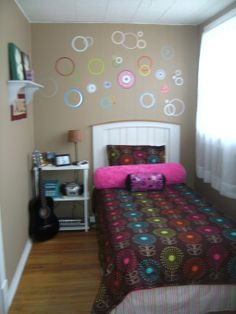 Tween decorating ideas and girl rooms on pinterest for 7 year old bedroom ideas