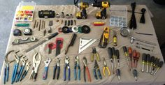 Primary Electrical Instruments.  Discover more by going to the image link