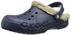 crocs Unisex Baya Plush-Lined Clog >>> You can find more details by visiting the image link.
