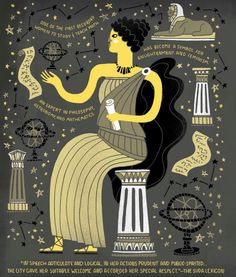 Women in Science- An Illustrated Guide (Hypatia)