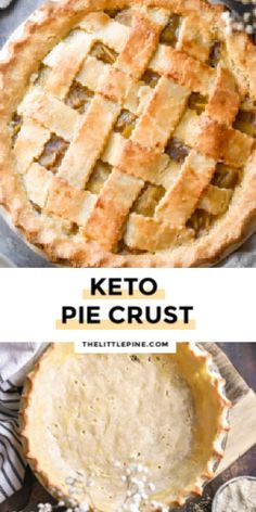 *NEW* With this delectable low carb pie crust recipe, us low carb-ers don't have to miss a tasty beat! From pies to quiches, this recipe has got you covered! #lowcarbpiecrust #ketopiecrust #piecrust #keto #lowcarb Sugar Free Desserts, Low Carb Desserts, Low Carb Pie Crust, Delicious Desserts, Dessert Recipes, Low Carb Ice Cream, Keto Cookies, Crust Recipe, Favorite Recipes
