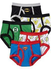 Toddler Boy Clothes: Accessories | Old Navy  Omg Superman & Batman undies ;)