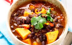 <p>A bowl if this chili will keep you warm on chilly nights. When prepared ahead of time, the intense flavors from all the spices and other ingredients, such as cumin powder, fresh chili, garlic, and cocoa powder blend together, making this chili taste even better.</p>