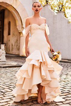 Johanna Ortiz Introduces Bridal exclusively for Moda Operandi - HarpersBAZAAR.com