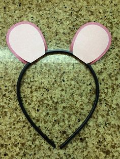Peppa Pig ears headband
