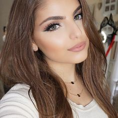 Heidi Hamoud! Her eye color and skin tone are similar to mine so I creep on her makeup tips often.
