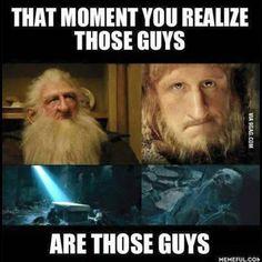 Mind!  Officially!  Blown! 😑😐😮😰😨😲 • • • Tag your friends!!! #NerdsUnite • • • #KeepinItMithril #pop #popculture #lotr #lordoftherings #dwarf #elf #middleearth #Dragon #thehobbit  #smaug #journey #notallwhowanderarelost #jrrtolkien #ig #igers #igaddict #movie #cinema #adventure #originalblingring #onering #taterhater #oneringtorulethemall #troll #2fly2die #mordor #lol