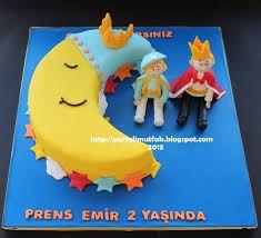 moon birthdaycake