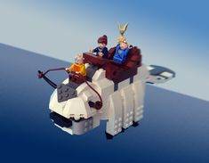 LEGO Ideas - Appa from Avatar: The Last Airbender