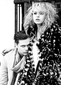 Roman & Letha. Hemlock Grove.