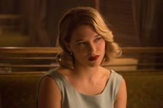 Léa Seydoux stars as Madeleine Swann in SPECTRE - Sony Pictures Releasing UK