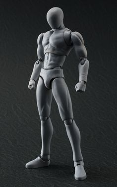 The New Bandai human figure 7