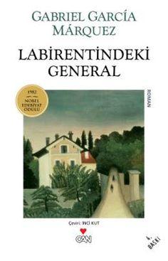Labirentindeki General - Gabriel Garcia Marquez | 15,75TL - D&R : Kitap
