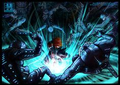 Mass Effect 3 - Biotic Blitz [reworked] by Hedrick-CS.deviantart.com on @deviantART