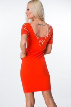 Cold Shoulder Dress, One Shoulder, Bodycon Dress, Dresses, Fashion, Vestidos, Moda, Body Con, Fasion