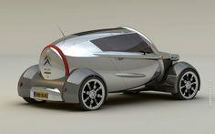 2008 Citroën 2cv Concept