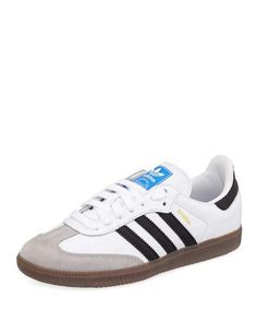 Adidas Samba Original Leather Suede Sneakers 5bb51abcb