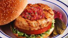 Leftover burger meat makes a great salad topper or filling for sandwiches and wraps. Onion Dip Mix, Burger Meat, Fajita Seasoning, Salmon Fillets, Tex Mex, Fajitas, Salmon Burgers, A Food, Food Processor Recipes