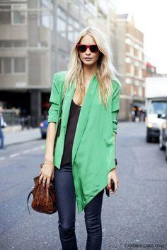 #Poppy #Delevingne #itgirl #fashion