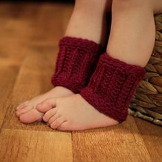 Crochet Pattern Leg Warmers You'll LOVE baby through by Mamachee. So cuuuute!!