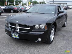 2010 Dodge Charger | 2010 Dodge Charger SXT - Brilliant Black Crystal Pearl Color / Dark ...