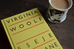 Virginia Woolf, ESEJE WYBRANE, Karakter Virginia Woolf, Reading, Tableware, Books, Dinnerware, Libros, Word Reading, Dishes, Book