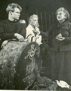 PAUL MUNI / Cecila Adler/ Marlon Brando