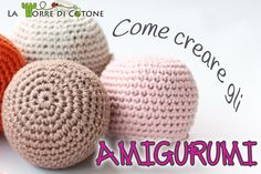 Tutorial amigurumi: come fare le forme base Crochet Animals, Crochet Toys, Knit Crochet, Knitted Owl, Amigurumi Tutorial, Crochet Videos, Crochet Stitches, Embroidery, Knitting