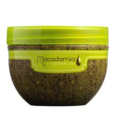 Macadamia hair mask <3