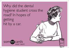 Dental Hygiene lmao!!!