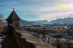 Salzburg, Aussicht, Kapuzinerberg, Österreich, Austria