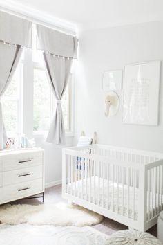 gender neutral nursery inspiration | Photography: Amanda Azarpour
