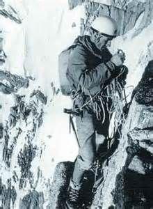 """Walter Bonatti -( """" il Re delle Alpi"""")"""
