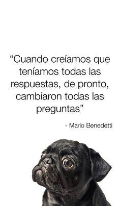 #MarioBenedetti #Frases