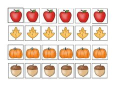 Here's a set of strips and pattern pieces for students to make their own fall patterns. UK Eduacation Experiment Site @ http://www.smartyoungthings.co.uk