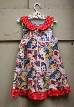 Wonder Woman Dresses