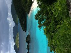 St. John USVI.. the most beautiful place I've ever been...would love to go back!