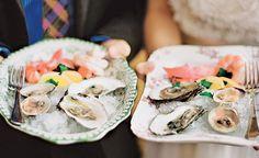 Oysters... Raw Bar- definitely happening.