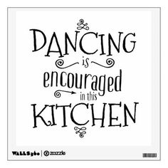 Kitchen wall art quotes sayings Ideas for 2019 Kitchen Wall Decals, Kitchen Decor, Decorating Kitchen, Wall Art For Kitchen, Kitchen Towels, Kitchen Vinyl, Kitchen Dining, Kitchen Island, Beautiful Kitchens