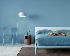 Trend colori arredo 2021: sei tonalità green ispirate ai sentimenti - AD italia Interior Design, Bed, Furniture, Home Decor, Italia, Nest Design, Decoration Home, Home Interior Design, Stream Bed