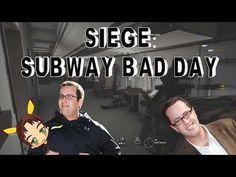 Rainbow 6 Siege: Subway Bad Day